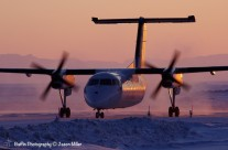 Pond Inlet, Dash-8