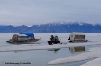 "Pond Inlet, ""Ready to Go"""