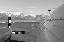 "Pangnirtung, ""Passenger's First View"""