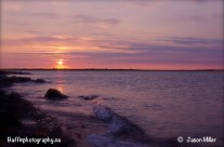 Arviat – Sunset by the Beach