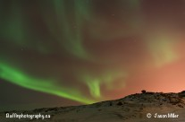 Northern Lights, Iqaluit – Jan.23, 2014